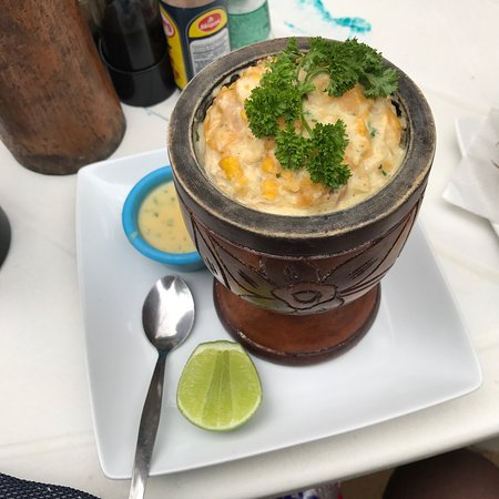 The Mofongo King