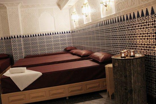 Salle de repos photo de les vapeurs d 39 orient paris for Salle repos