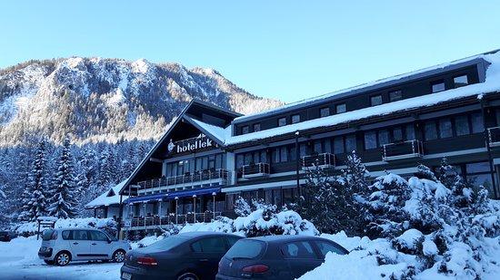 Best Western Hotel Kranjska Gora: Hotel Lek