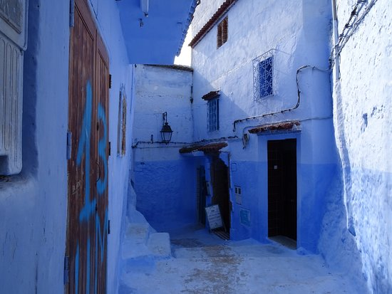 My lucky number! - Picture of Hotel Riad Cherifa, Chefchaouen
