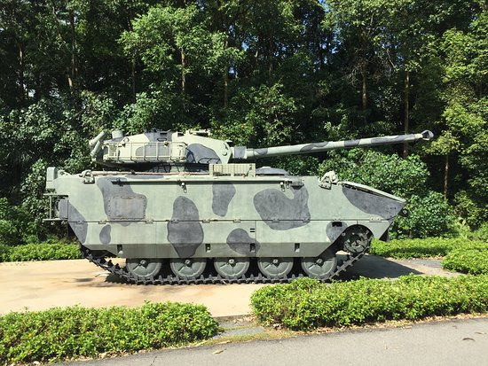 シンガポール陸軍博物館
