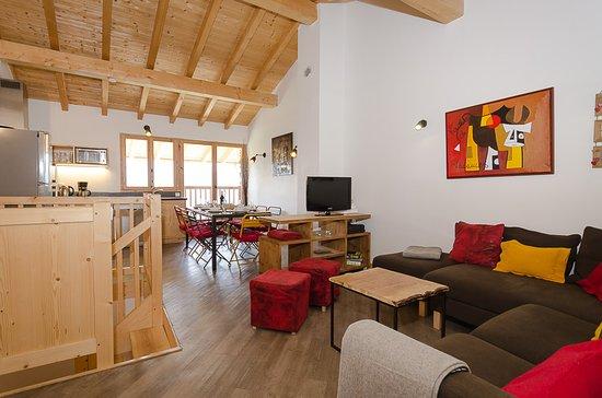 chalet epilobe la rosi re france voir les tarifs et avis chalet tripadvisor. Black Bedroom Furniture Sets. Home Design Ideas
