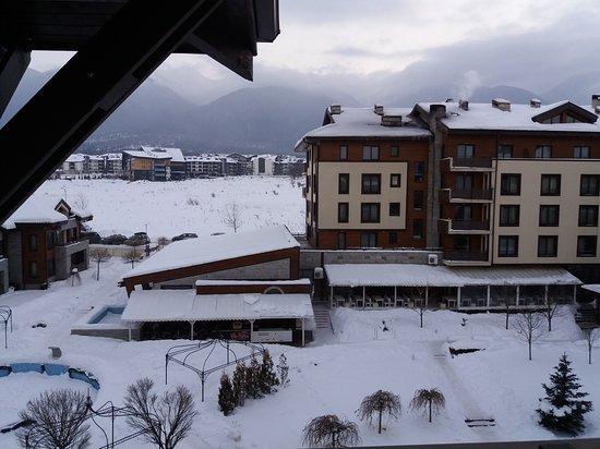 Razlog, Βουλγαρία: Θέα από σουίτα στον 3ο όροφο
