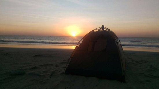 Campfire Oman