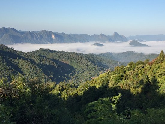 Tha Song Yang, Tailandia: Mae Moei National Park