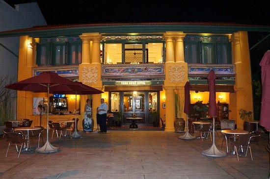 Yeng Keng Hotel: L'hôtel de nuit