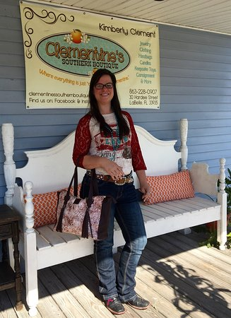 LaBelle, FL: Clementine's Southern Boutique