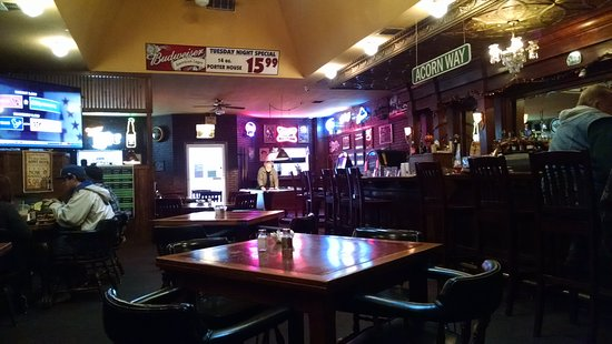 Colville, WA: Acorn Saloon