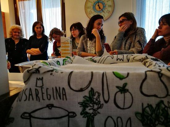 Corneliano d'Alba, Italia: Brunch con corso di cucina vegana!!