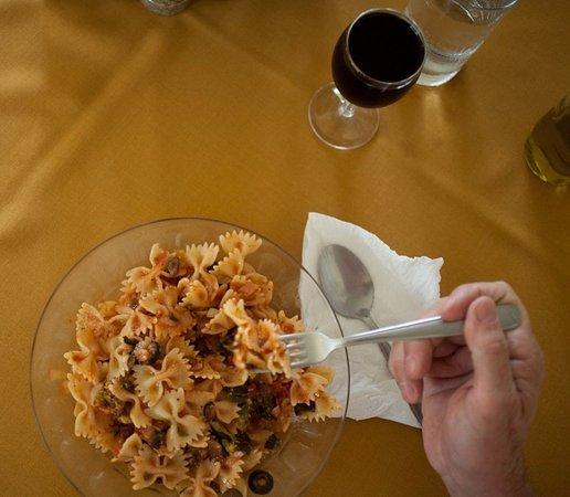 Jinotepe, Nicaragua: También tenemos varias tipos de pasta y una selección de las más famosas salsas Italianas