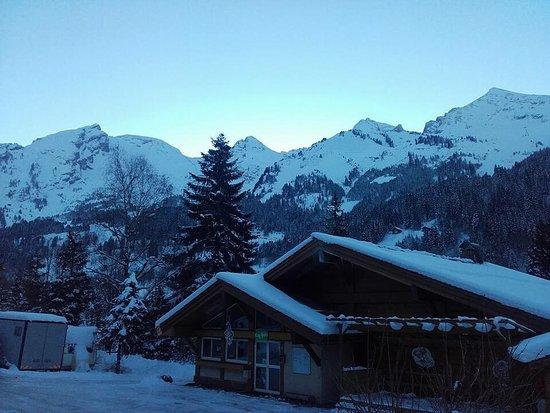 Photo of Camping Caravaneige Le Plan du Fernuy La Clusaz
