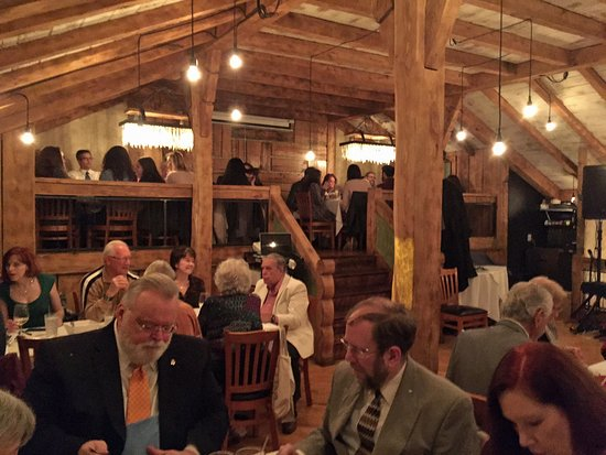 Burntwood Tavern Brecksville Loft Dining