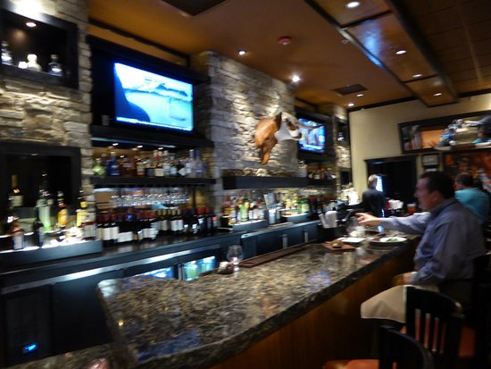 Full bar picture of longhorn steakhouse daytona beach
