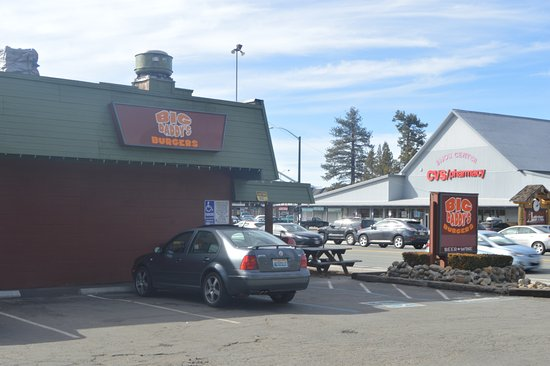Big Daddy's Burgers: South Lake Tahoe