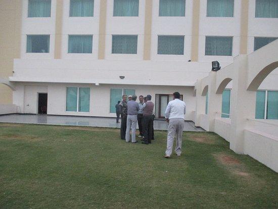 Hotel Jaipur Greens Foto