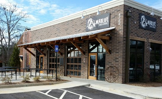 My Journey was fantastic - Review of MadLife Grill ...