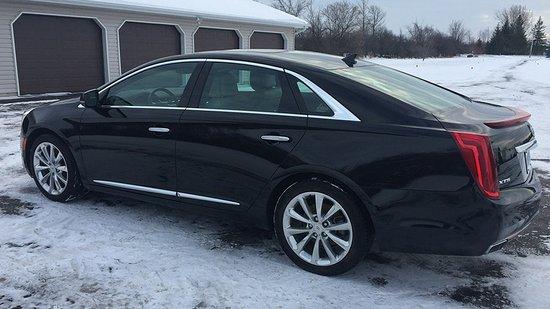 2013 Cadillac Xts Interior 2018 Cadillac Xts Introduces Usb Type C Port Gm Authority