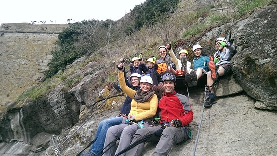 Klettersteig Riegersburg : Leopold klettersteig bild von naturbursch naturmädl