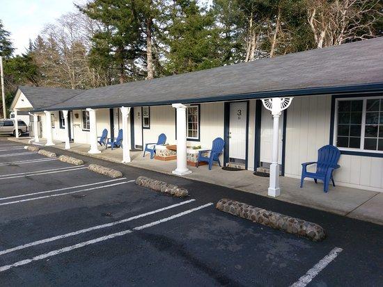 Foto de Ocean Breeze Motel