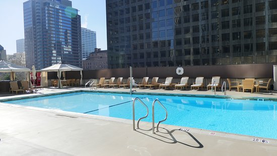 hotel swimmingpool picture of the westin bonaventure hotel suites los angeles los angeles. Black Bedroom Furniture Sets. Home Design Ideas