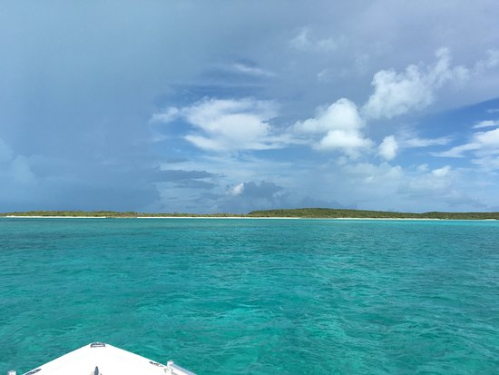 Exuma Cays Land and Sea Park: Esperienza fantastica!