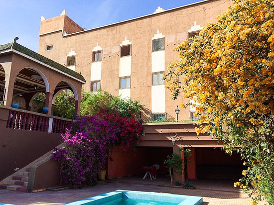 Hotel la Palmeraie Photo