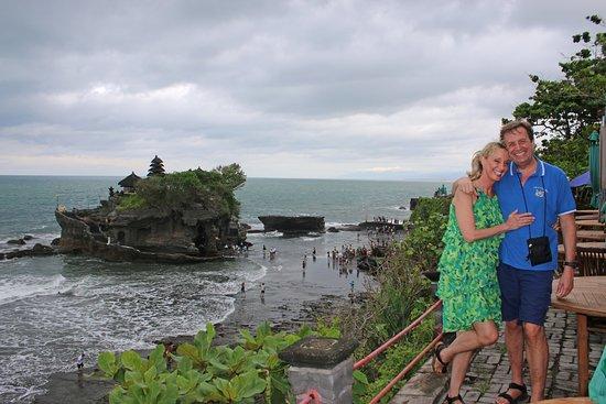 Agus Bali Private Tours: Tanah Lot - Agus sapeva dove fare le migliore foto!