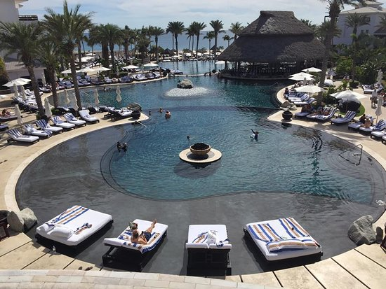 Cabo Azul Resort: View from our veranda