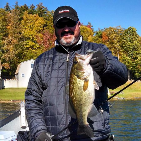 Proctor, VT: Fall is a great time to take in the scenery & HOT fishing!