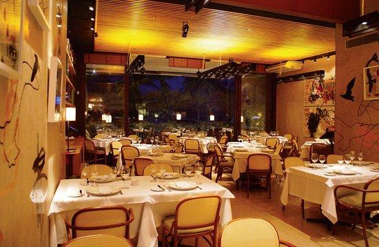 Excelente Restaurante Gabbiano Ristorante