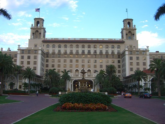 The Breakers: Main building (Courtesy of Breakers website)