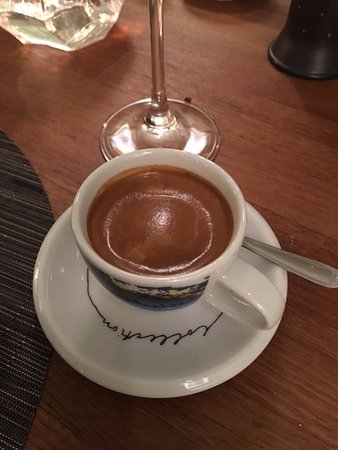 Brighton, Canada: Great Espresso.