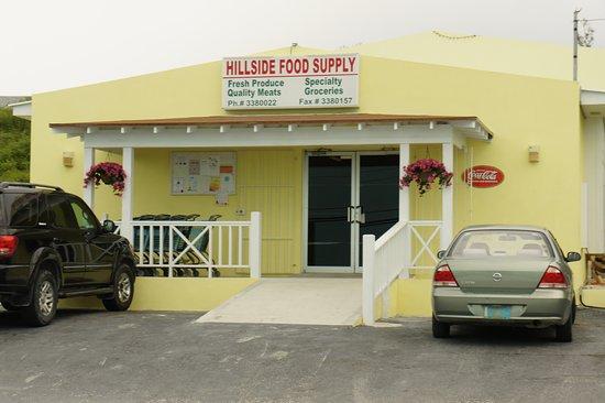 Long Island: Salt Pond grocery store