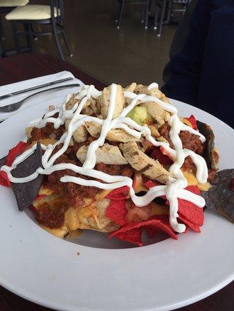 Wausau, WI: chicken nachos