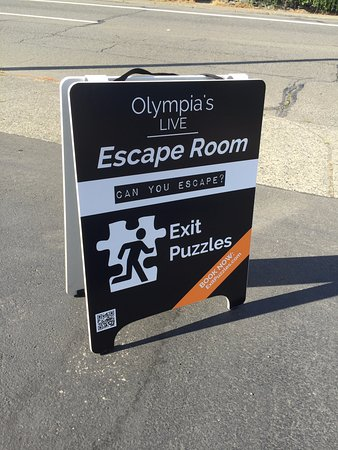 Exit Puzzles Escape Room Olympia