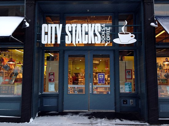 ‪City Stacks Books and Coffee‬