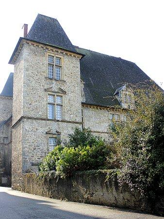 Mauleon-Licharre, France : laterales