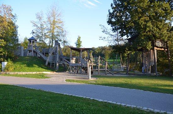 Abenteuerspielplatz Grafenau