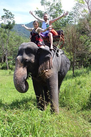 Kok Chang Safari Elephant Trekking: photo0.jpg