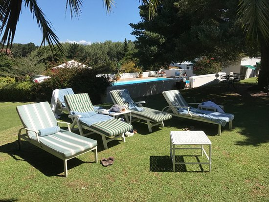The cellars hohenort constantia zuid afrika foto 39 s for Toutes les chaises