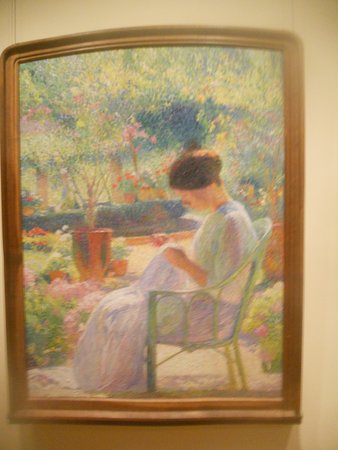 National Museum of Western Art: japanese impressionist painting