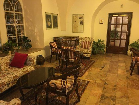 American Colony Hotel Arabesque Restaurant Jerusalem American