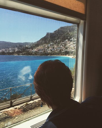 Monaco dal thello picture of thello train paris tripadvisor thello train monaco dal thello publicscrutiny Choice Image