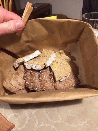 Oberkirchen, Germany: Selbs gebackene Brot