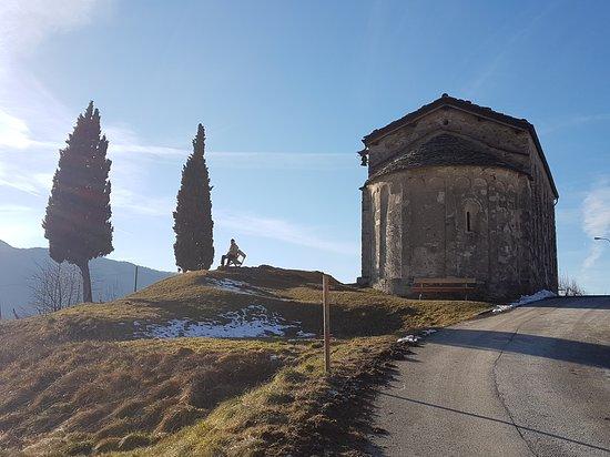 Rovio, Switzerland: Cappella di San Vigilio