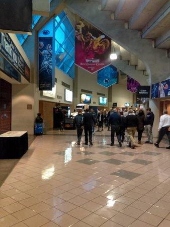 Reunión servidor detección  Bryce Jordan Center - Picture of Bryce Jordan Center, State College -  Tripadvisor