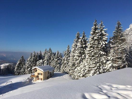 Schwyz, Switzerland: Pistenbeiz Mauserhutte
