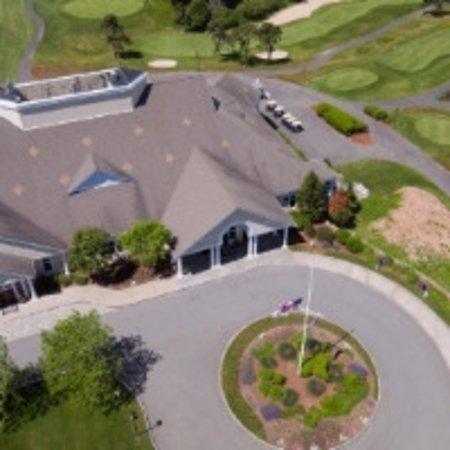 Mashpee, MA: New Seabury Resort and Conference Center - Main Entrance