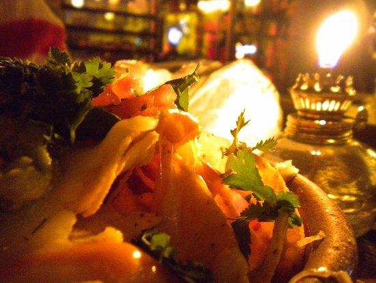 Restaurante lamucca de almagro en madrid con cocina for Restaurante lamucca de prado madrid