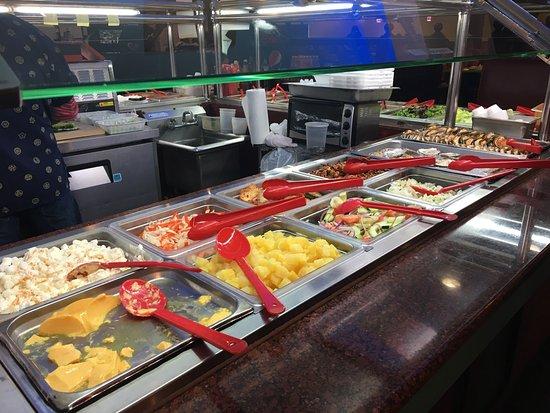 menu items picture of hibachi grill and supreme buffet south rh tripadvisor com